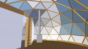 Glamping Dome05
