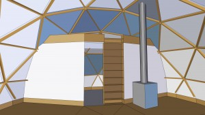 Glamping Dome08